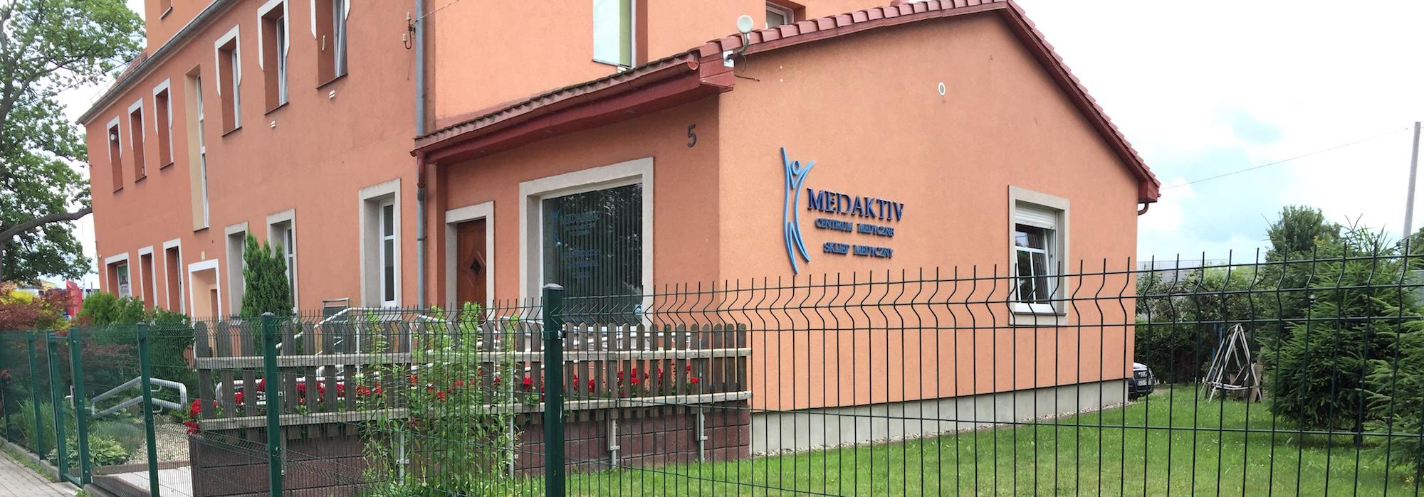 Centrum Medyczne Medaktiv – fizjoterapia, metoda Vojty, kinesio taping